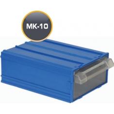 Plastik Çekmeceli Kutu MK-10