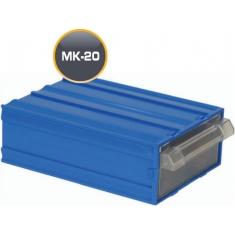 Plastik Çekmeceli Kutu MK-20
