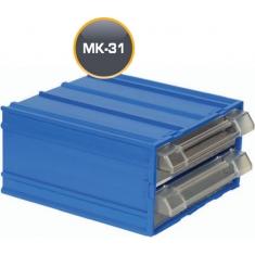 Plastik Çekmeceli Kutu MK-31