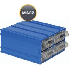 Plastik Çekmeceli Kutu MK-32