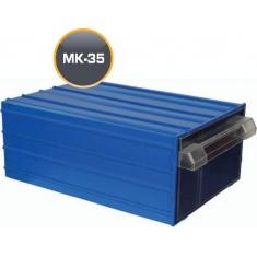 Plastik Çekmeceli Kutu MK35