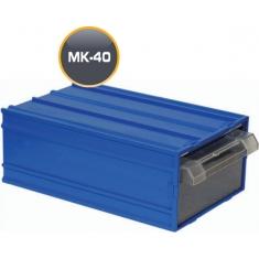 Plastik Çekmeceli Kutu M-40