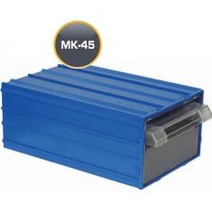 Plastik Çekmeceli Kutu M-45