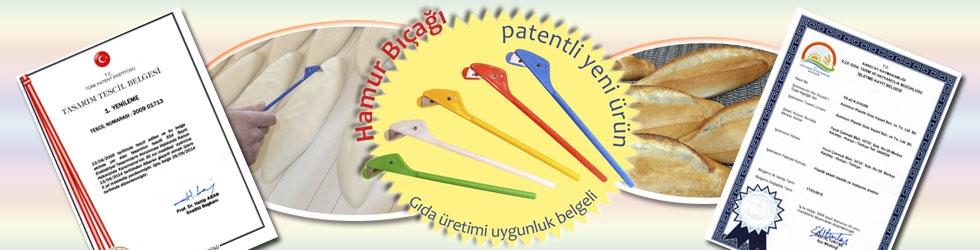 hamur kesme bıçağı